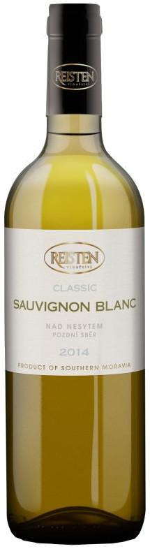 Vinařství Reisten Sauvignon Blanc pozdní sběr 2014, 0,75 l
