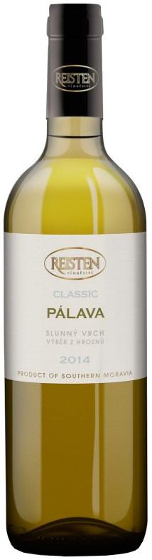 Vinařství Reisten Pálava výběr z hroznů 2014, 0,75 l