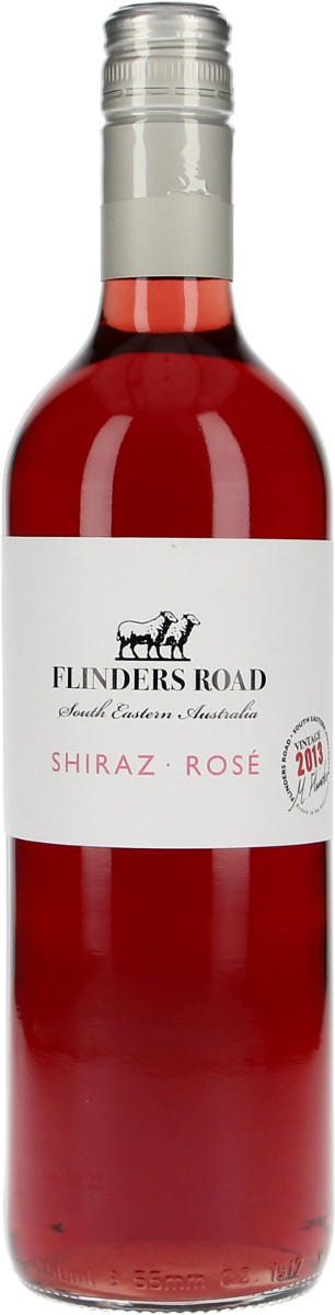 QLB vines LTD Shiraz rosé - Akce 2013, 0,75 l