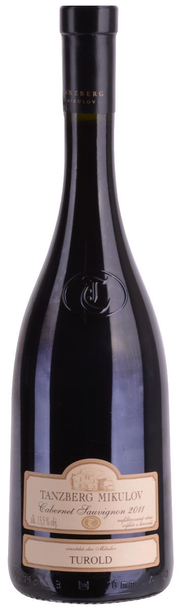 Vinařství Tanzberg Cabernet Sauvignon