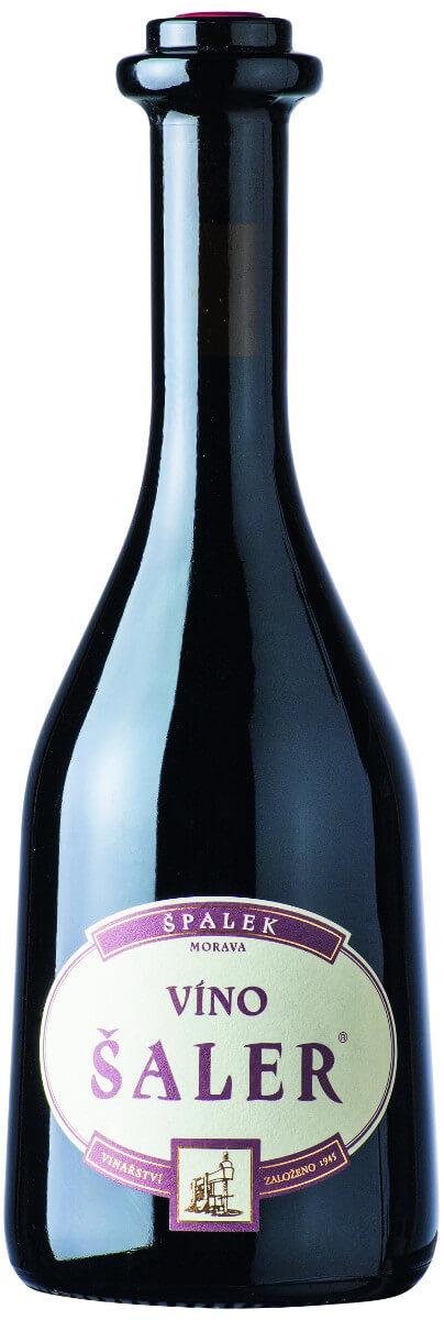 Vinařství Špalek Zweigeltrebe 2011, 0,50 l