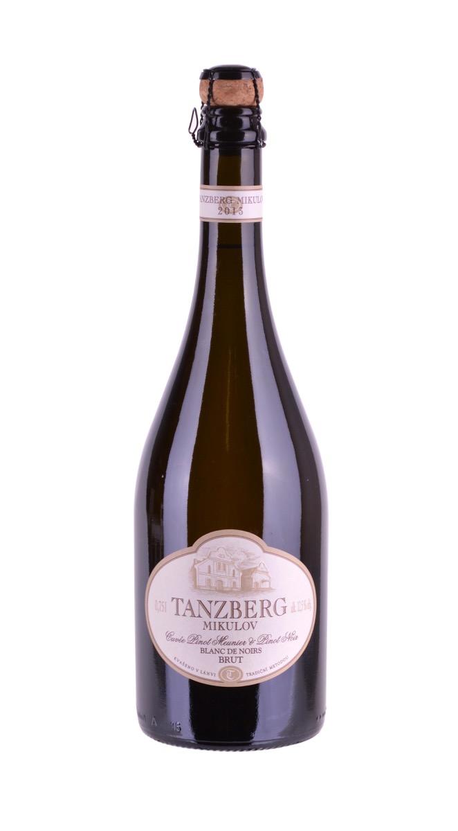 Vinařství Tanzberg Pinot Noir + Pinot Meunier (Rulandské modré+Mlynářka)