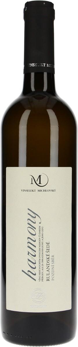 Vinařství Vinselekt Rulandské šedé