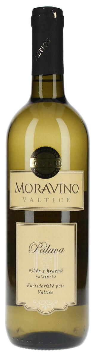Vinařství Moravíno Pálava výběr z hroznů 2015, 0,75 l