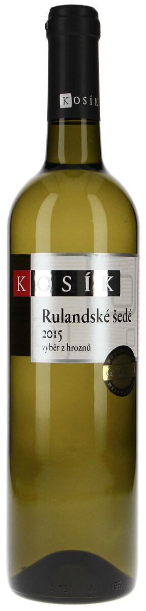 Vinařství Kosík Rulandské šedé