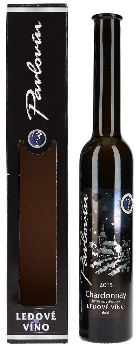 Vinařství Pavlovín Chardonnay ledové 2015, 0,2 l