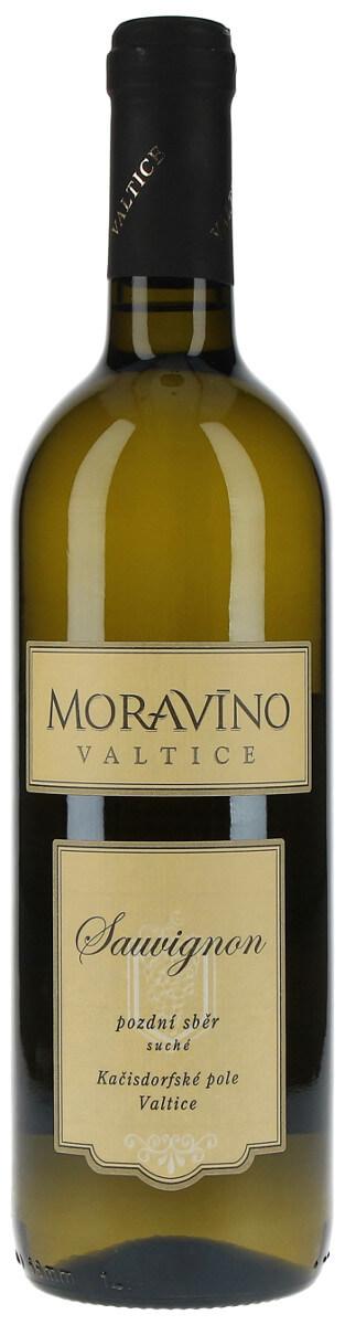 Vinařství Moravíno Sauvignon pozdní sběr 2015, 0,75 l