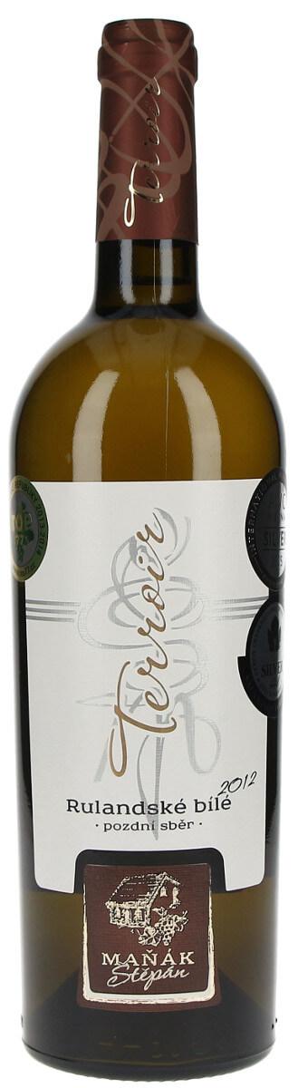 Vinařství Maňák Rulandské bílé