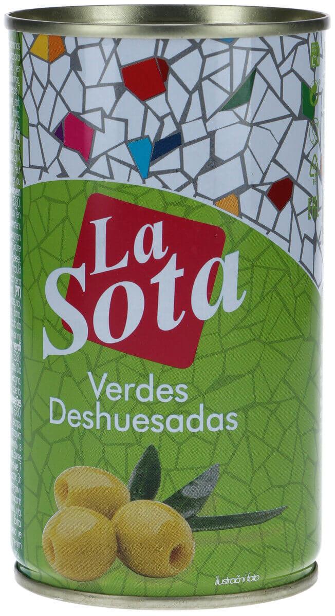 Olivy bez pecky, La Sota