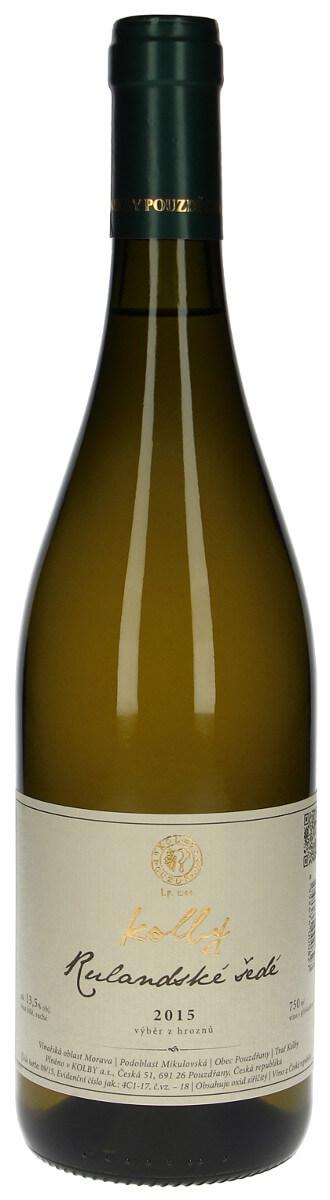 Vinařství Kolby Rulandské šedé