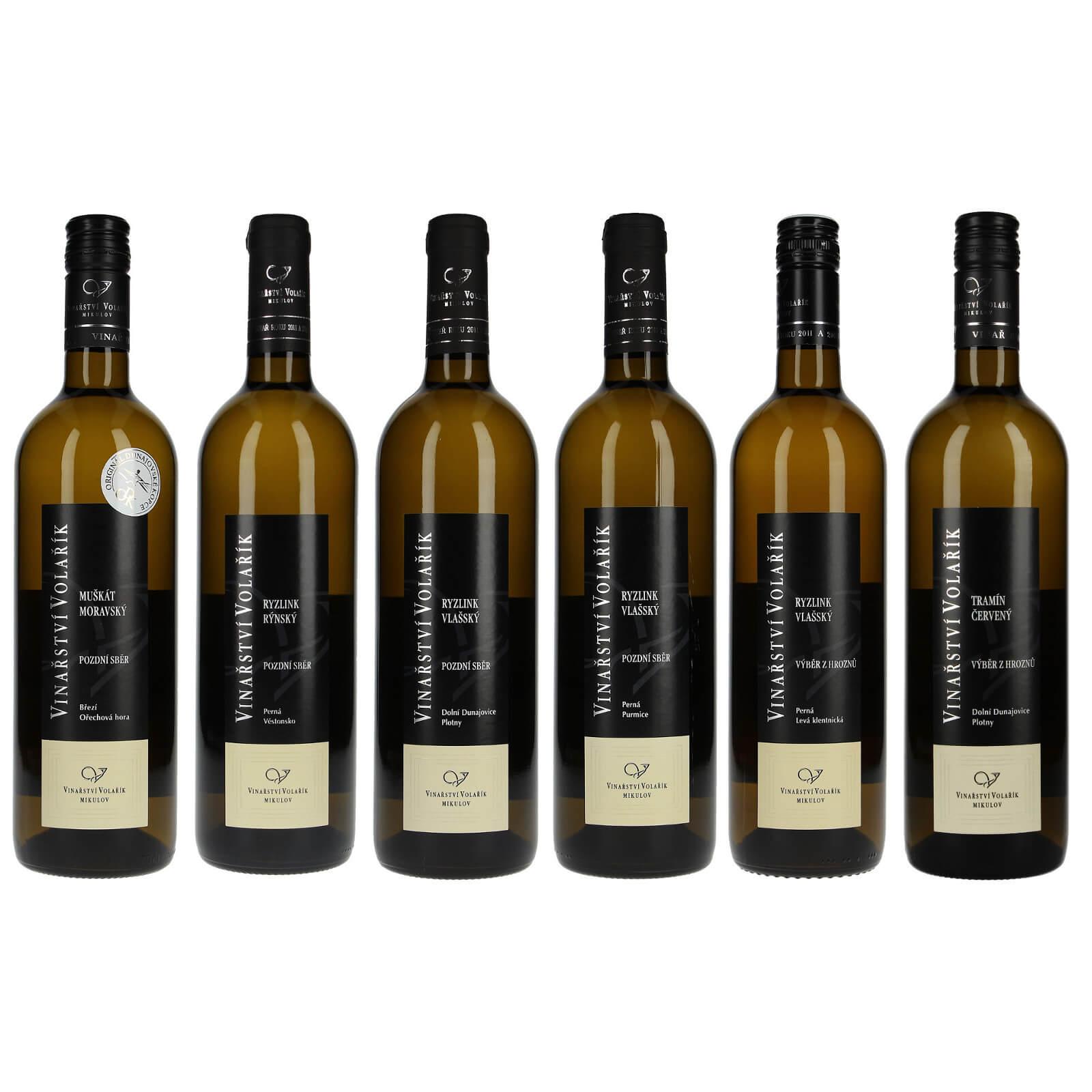 Best of Volařík - Zlaté medaile z Krále vín, Vinařství Volařík