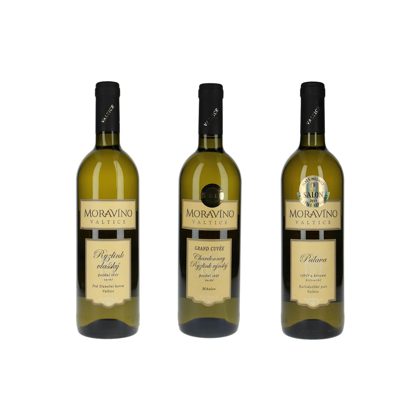 Bílá vína z Moravína, Vinařství Moravíno
