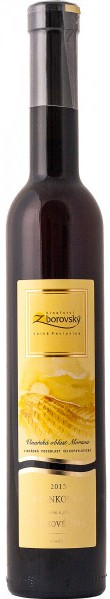 Frankovka SLÁMOVÉ (0,375 l) 2015, slámové, Vinařství Zborovský