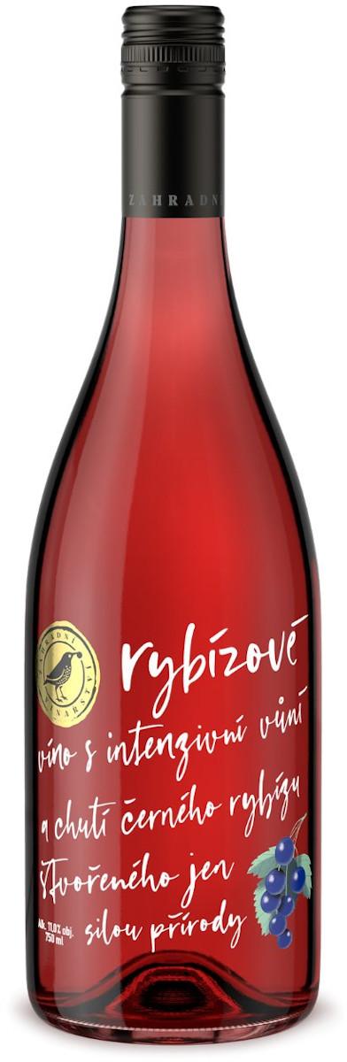 Ovocné víno Rybízové, Zahradní vinařství